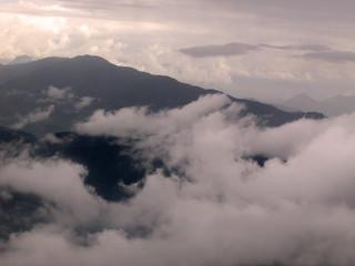 Montañas del Valle de Aburrá, Colombia