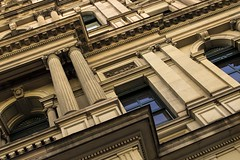 "Melbourne GPO 2 • <a style=""font-size:0.8em;"" href=""http://www.flickr.com/photos/115406285@N05/14061206718/"" target=""_blank"">View on Flickr</a>"