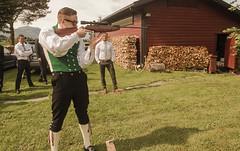 Shooting with Budnad (Vegar S Hansen Photography) Tags: norway canon eos norge s shooting tradition hansen f28 airgun konfirmasjon cultur sandane 14mm vegar 600d samyang gloppen budnad the365dayproject