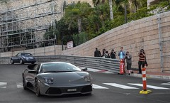 Lamborghini Murcielago LP640 (JayRao) Tags: grey nikon montecarlo monaco april lamborghini coupe supercar fairmont murcielago 2014 jayr d610 lp640 worldcars