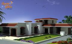 Simplex House Design (ApnaGharhd) Tags: house design floor plan simplex