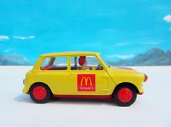 Corgi Toys Austin 7 Mini No. 225 1961 Restoration And Converstion Plus Dinky Toys Tiny's Mini Moke No. 350 1970 Restoration And Converstion: Bonneville Diorama - 18 Of 142 (Kelvin64) Tags: austin toys corgi no 7 mini 350 and plus restoration 1970 bonneville diorama 1961 moke dinky 225 tinys converstion