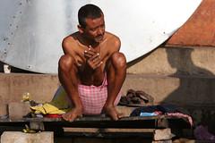 Varanasi, The River Ganges,  March2014  (363) (colingoldfish) Tags: varanasi bathing theganges varanasiindia bathingintheganges colingoldfish bathinginindia varanasitheganges