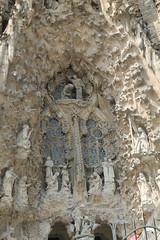 La Sagrada Familia (SMartine ♫♫) Tags: barcelona catalunya sagradafamilia martinesodaigui
