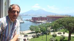Io e la mia cara Napoli (gennaro49.daria) Tags: panorama napoli palazzoreale piazzadelplebiscito galleriaumberto gennarodaria