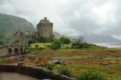 2013-08-04 S9 JB 65840##ac (cosplay shooter) Tags: uk greatbritain castle scotland highlands unitedkingdom britain highlander gb eileandonan sco burg dornie 100b eileandonnain x201405