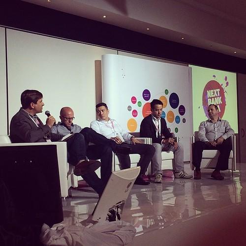 @ferminbuemo host the #Asian #fintech panel #nbasg14