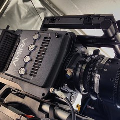 "ARRI AMIRA pre-production model • <a style=""font-size:0.8em;"" href=""http://www.flickr.com/photos/26237350@N00/14189613911/"" target=""_blank"">View on Flickr</a>"