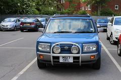 Nissan Rasheen - 03 (Rally Pix) Tags: nissan rasheen