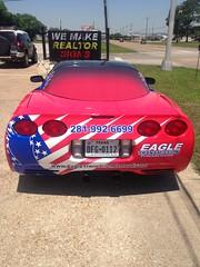 """Eagle Transmission Corvette Wrap <a style=""""margin-left:10px; font-size:0.8em;"""" href=""""http://www.flickr.com/photos/69723857@N07/14190562882/"""" target=""""_blank"""">@flickr</a>"""