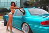 14 (slimagesofficial) Tags: 30 model paint candy calendar spokes houston bikini 84s slimages slimagesofficial wirewheelsandheels
