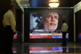国大党承认败选,莫迪有望当选印度总理