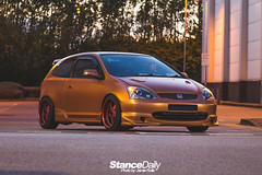 IMG_8815 (JamieRollsMedia) Tags: cars car japan honda japanese low wrapped automotive turbo civic typer stance equips jamierollsmedia