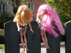 Hello Barbie, let's go fishing! (nilsw) Tags: utmaning fotosondag fotomaran14 fs140518