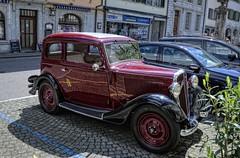 Fiat (ponte1112) Tags: switzerland nikon italia suisse fiat oldtimer oldie hdr nikonshooter worldcars italauto d5300 ponte1112 photomatix5 nikkor18200mmvrll