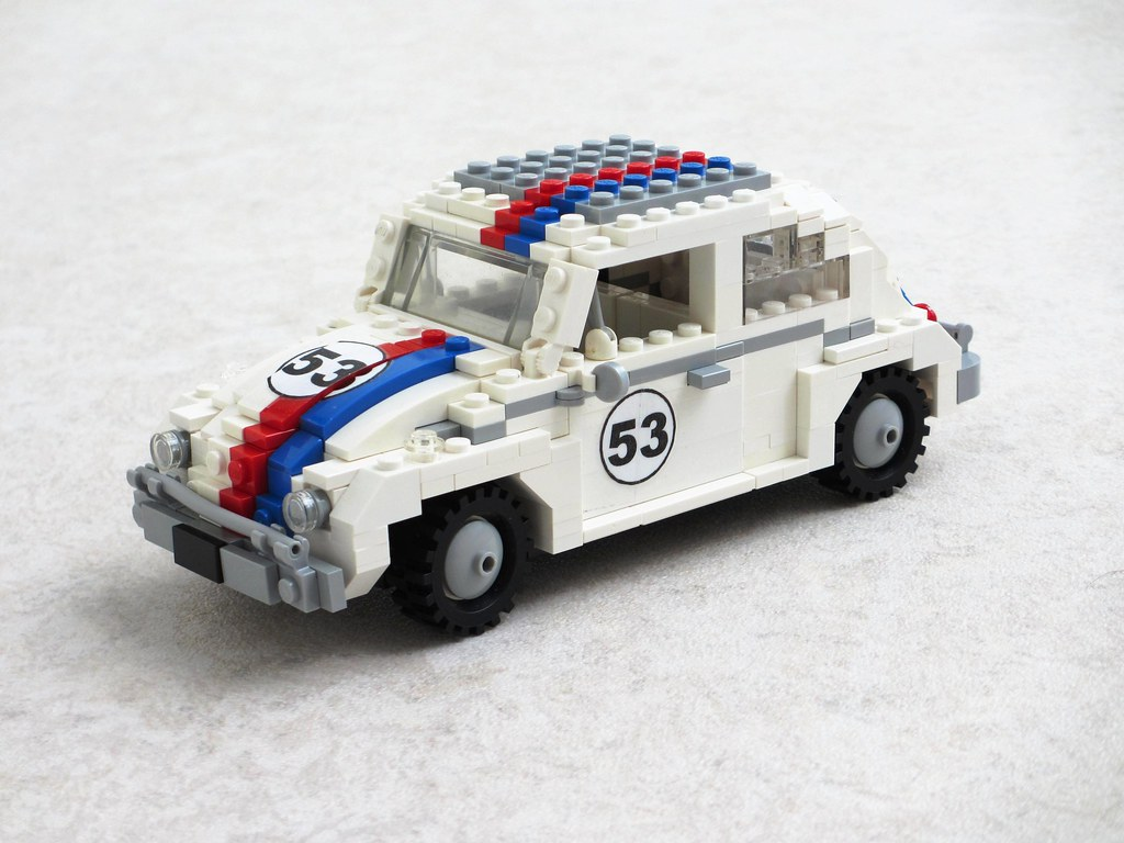 The World's Best Photos of herbie and lego - Flickr Hive Mind