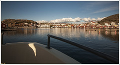 20140510. Sweden. Sote canal. Boat trip. 9461 (Tiina Gill (busy)) Tags: sea seascape boat town sweden westcoast
