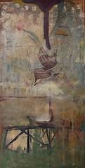 Kehrseite (mauerstein) Tags: berlin canvas oilpainting igortatschke