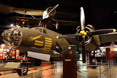 Martin B-26 Marauder 'Shootin' (iamsam2407) Tags: world ohio 2 museum und war university king 2000 force tn nashville state cincinnati air jet twin x 150 vietnam turbo korean 350 national osu falcon ten kansas oh seminole piper daytona beechcraft usaf hdr beech multi prop cessna prescott 900 hawker 172 cirrus 340 850 citation 152 tbm enigne maule erau radials pa44 sr20 socata dassult
