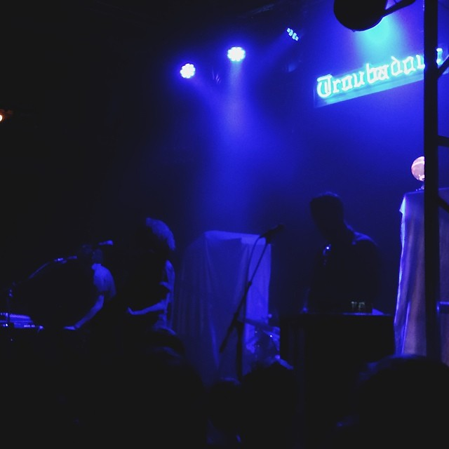 @kyleenjames took me to the Troubadour. And Vacationer was awesome. Next up – hellogoodbye