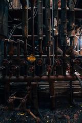 WWV Steel Mill (shannxn) Tags: urban mill abandoned industry canon industrial decay steel furnace exploration blast rustbelt 6d urbex