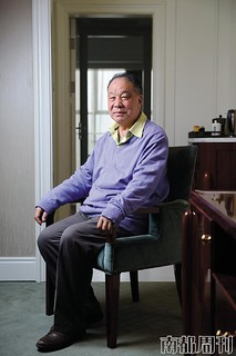 刘心武:我把握不了时代和社会