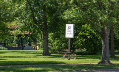 End Of Semester (Reggie TheJazzman) Tags: oberlincollege oberlin ohio college summer vacation park bike bicycle sjmvisions reggiethejazzman sjmvisionsphotography canon canon7d ©sjmvisions ©sjmvisionsphotography