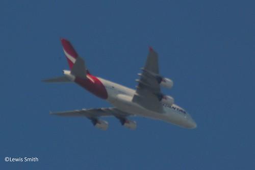 Qantas Airbus A380-800 VH-OQH