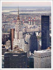 Chrysler Building - Manhattan (afer92) Tags: newyork skyscraper us manhattan midtown mai artdeco chryslerbuilding queensborobridge 2014 trumpworldtower gratteciel williamvanalen bigallis 0698 100unitednationsplazatower