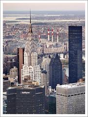 Chrysler Building - Manhattan (afer92) Tags: newyork skyscraper us manhattan midtown mai artdeco chryslerbuilding queensborobridge 2014 trumpworldtower gratteciel williamvanalen bigallis 0698 100unitednationsplazatower