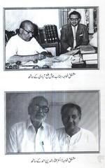 Mushfiq Khawaja with Josh and Dr Mukhtar Uddin Ahmed-          (Rashid Ashraf) Tags:  khawaja   mushfiq