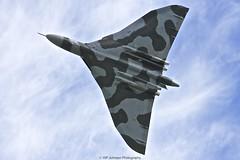 Iconic Vulcan (WP Johnson Photography) Tags: borderfx