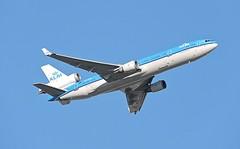 KLM MD11 (Brian Pressey) Tags: toronto ontario canada klm pia brampton md11 pearsoninternationalairport p600 nikoncoolpixp600