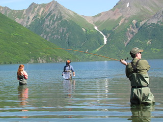 Alaska Fly-out Fishing Lodge 66