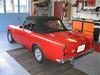 07 Sunbeam Alpine mit neuem Verdeck von CK-Cabrio rs 05