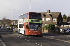 19122013-002 (mjones78) Tags: west bus birmingham 33 transport national vehicle express alexander dennis midlands nx 4848 newm pheasey enviro400 nxwm collingwooddrive bx61llv