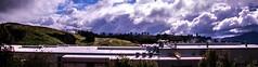 Celulosa (puntos suspensivos(..)) Tags: cloud landscapes factory cloudy production industries factories