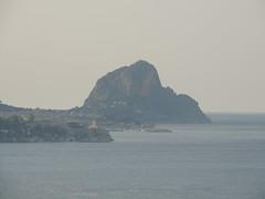 Capo Zafferano (RoBeRtO!!!) Tags: blue sea sky water mare cielo sicily palermo acqua azzurro capozafferano rdpic nikonp520
