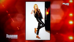 Sandrine Corman (t7s70t) Tags: girl leather fashion pants belgian wallpapers sandrine corman styliste
