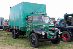 TV07994-Kelsall. (day 192) Tags: ford thames truck wagon lorry lorries steamrally fordson kelsall transportshow vintagelorry et6 transportrally classiclorry preservedlorry fordsonthameset6 kelsallsteamvintagerally nuy818 kbclorley