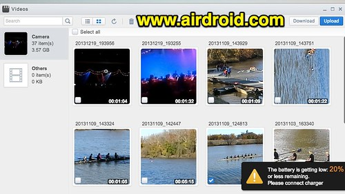 AirDroid by Wesley Fryer, on Flickr