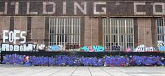 graffiti (wojofoto) Tags: graffiti amsterdam wojofoto hollandstreetart ndsm nederland netherland holland wolfgangjosten