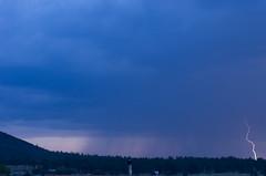 Summer Nights (ArneKaiser) Tags: arizona autoimport flagstaff clouds lightning sky storm flickr