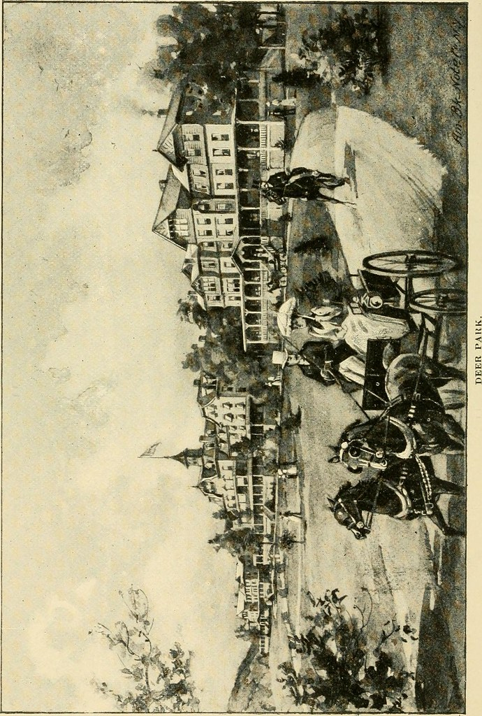 "Image from page 127 of ""Routes and rates for summer towns"" (1895)"