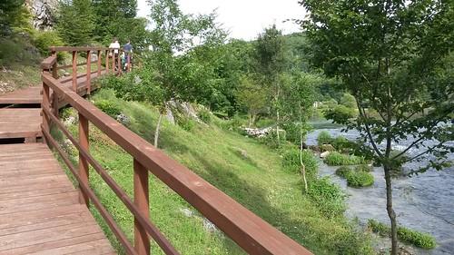 park Una - slap Štrbački Buk