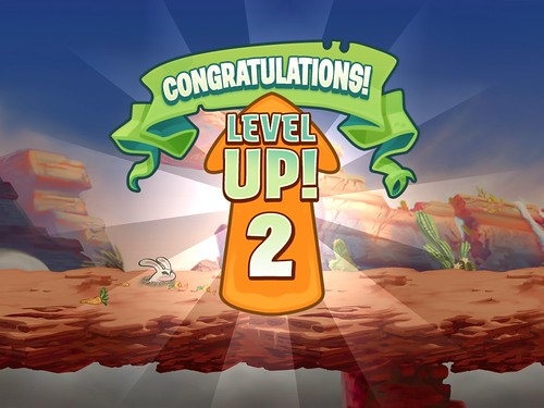 Run Sheldon Level Up: screenshots, UI