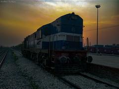 NGC WDG-3A #13013 : Indian Railways