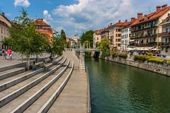 IMG_9804 (ludo.depotter) Tags: ljubljana ljubljanica slovenië oudestad schoenmakersbrug