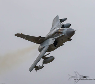 15 Sqn Tornado GR4 Bomber