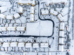 27-52 - Snowday Coolaney (Jordan Cummins Photography) Tags: coolaney drone jcphoto18 fromthesky jordancumminsphotography snow dji phantom ariel